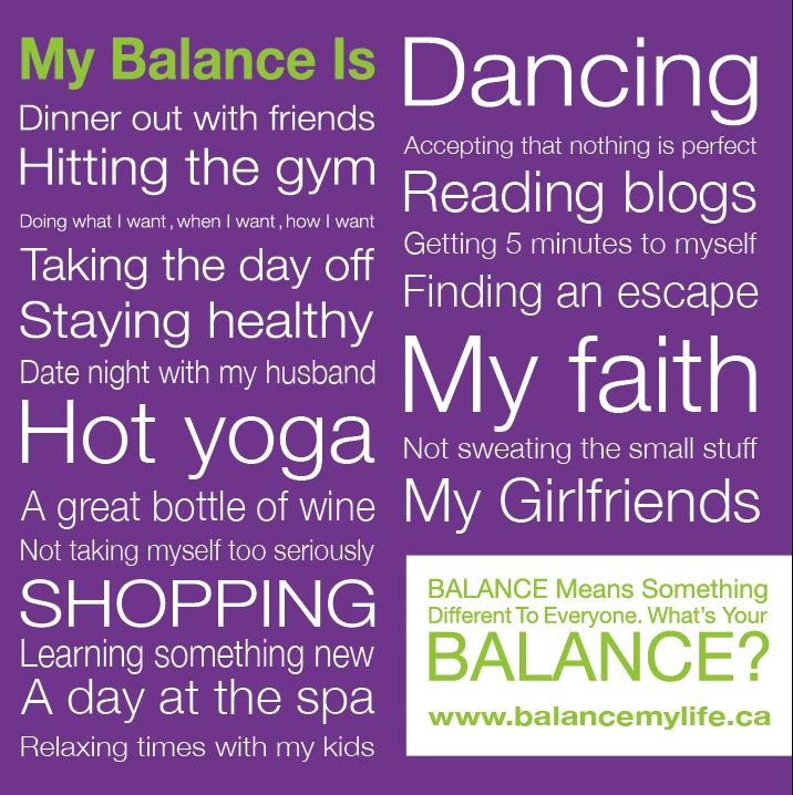 Balance My Life