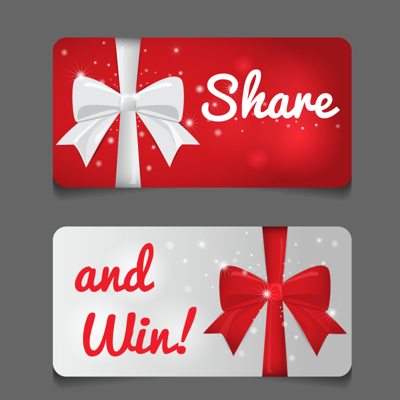 Share and Win Contest