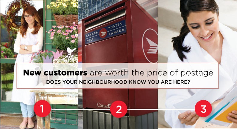 Does your neighbourhood know you are are here?